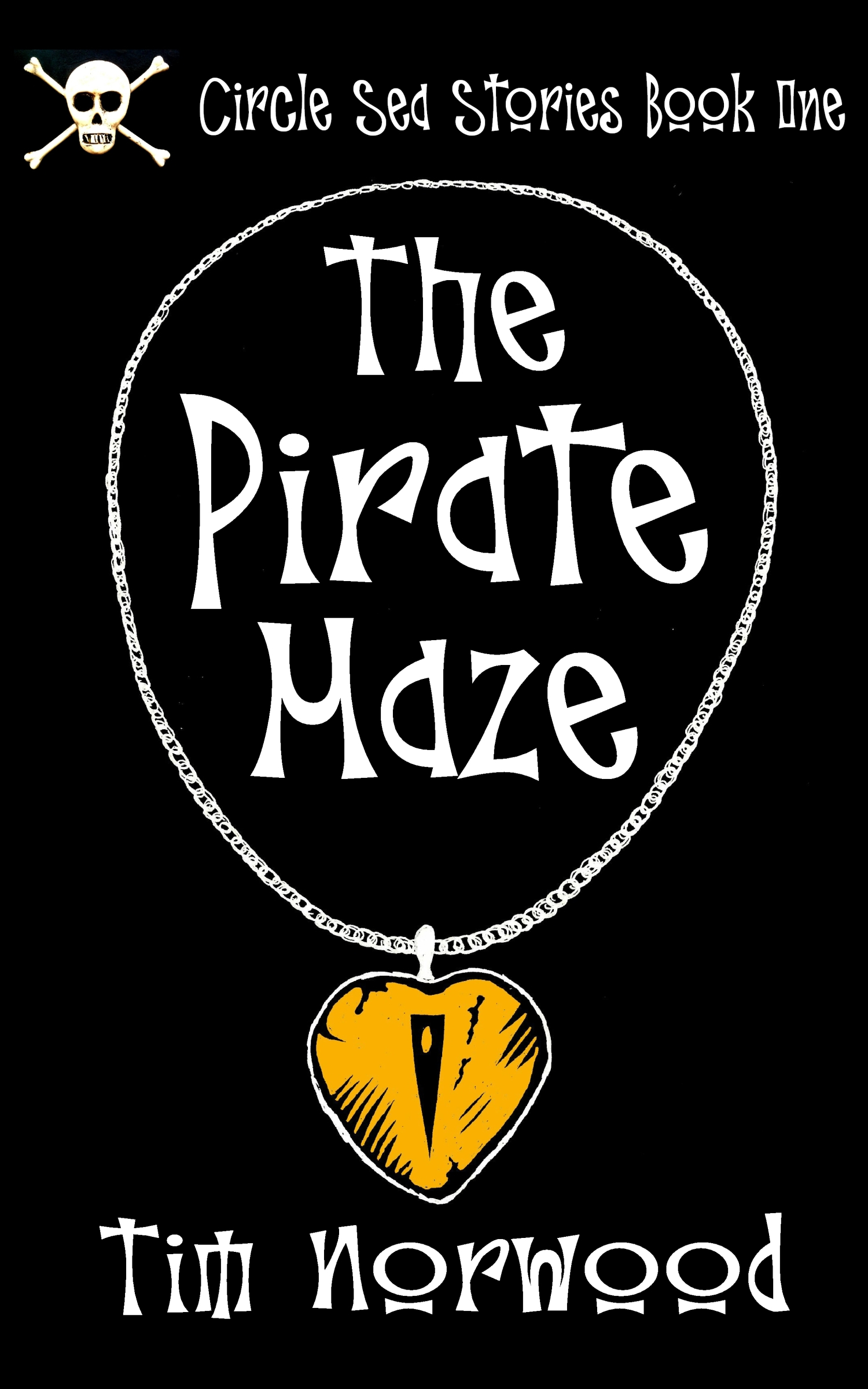 PirateMazeKindleCover